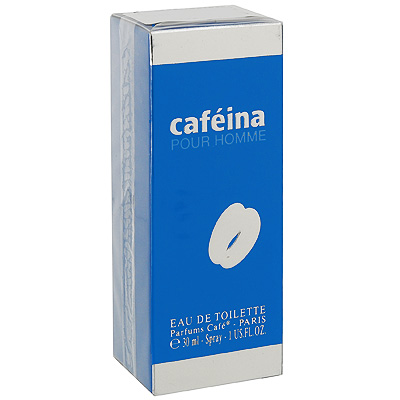 Cafe-cafe Cafeina Pour Homme М Товар Туалетная вода 30 мл спрей 2010 г инфо 4292b.