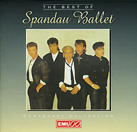 Spandau Ballet The Best Of Серия: Centenary Collection инфо 4307b.