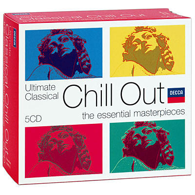 Ultimate Classical Chill Out: The Essential Masterpieces (5 CD) Серия: The Essential Masterpieces инфо 6498e.