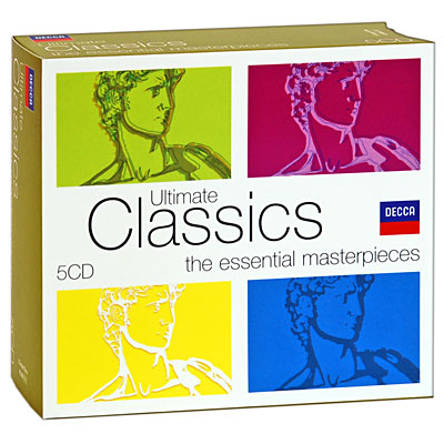 Ultimate Classics: The Essential Masterpieces (5 CD) Серия: The Essential Masterpieces инфо 6500e.